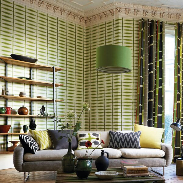 Scion Wabi Sabi Shibori Wallpapers Room
