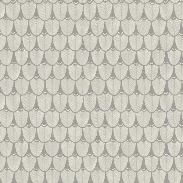 Cole & Son Narina Soft Grey Wallpaper