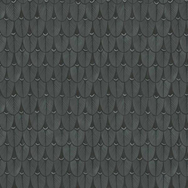 Cole & Son Narina Charcoal Wallpaper