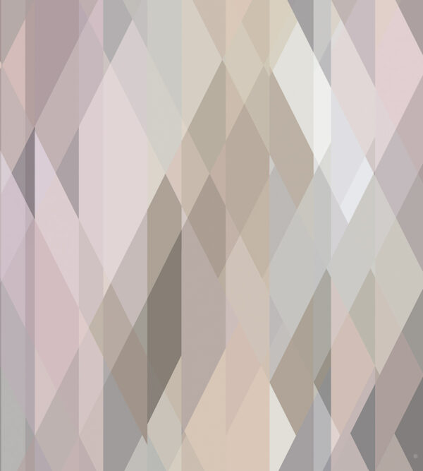Cole & Son Prism Pastel Wallpaper