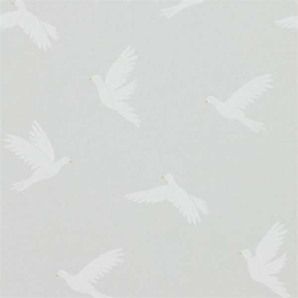 Sanderson Potting Room Paper Doves Wallpaper Dove